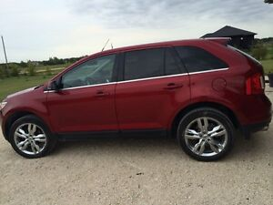 2013 ford edge limited leather/moon/AWD