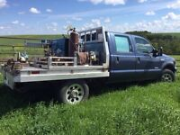 Welding Rig. Willing to separate deck