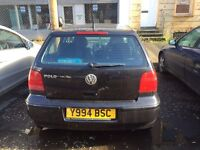 VW Polo 1.4 litre Mint Condition Model 2001