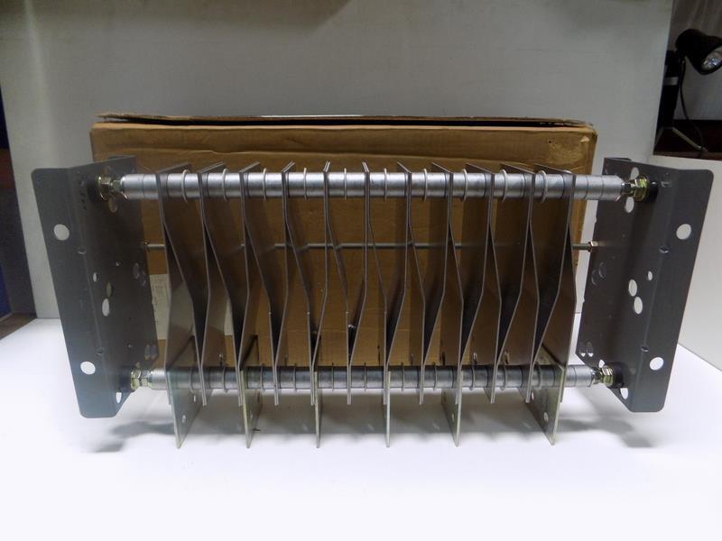 TAB-WELD PLATE RESISTOR 500A 600V 51237-24-50 NIB