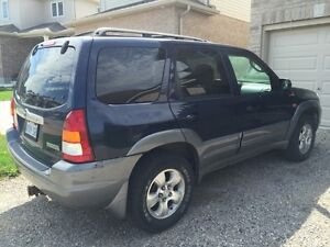 WANT IT GONE BY THE WEEKEND - 2002 MAZDA TRIBUTE LX SUV, London Ontario image 4