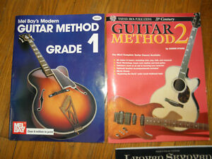 2 Introductory Learn to Play Guitar Books