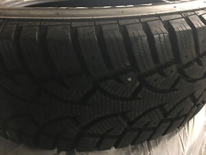 """16"""" Winter Tires Barely Used"""
