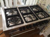 Kenwood range cooker dual fuel