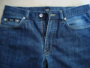 New,Unworn Hugo Boss Jeans size 32-33 waist x 27 inseam West Island Greater Montréal image 2