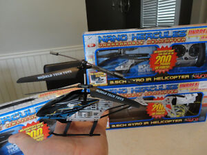 "Nano Hercules 10"" R/C Copters - 4 Available - Just $15.00 each Kitchener / Waterloo Kitchener Area image 3"
