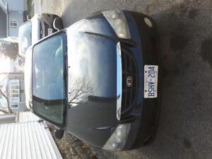 2006 Kia Spectra EX Sport Sedan