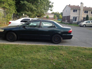 2001 Honda Accord Sedan $1100 as is