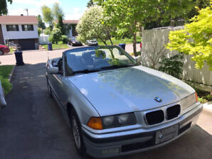 1998 BMW 3-Series Cabriolet