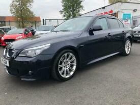 image for 2009 BMW 5 Series 2.0 520D M SPORT BUSINESS EDITION 4d 175 BHP Saloon Diesel Man