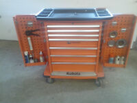Complete Toolbox with tools included. C$1300 OBO