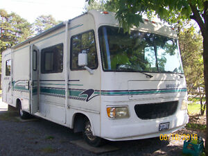 1997 Ford Hurrican Motor Home [32ft.Long] Going in storage soon