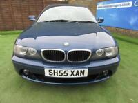 2005 BMW 3 Series 2.0 318Ci ES 2dr