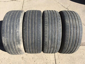 4 Continental ContiProContact - 235/55/17 - 50% - $100 For All 4