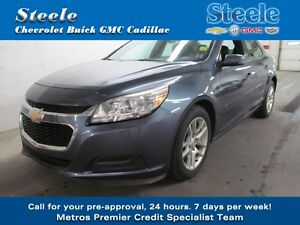 "2014 Chevrolet MALIBU LT 18"" Alloys & New Rubber"