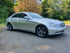 Mercedes CLS320 CDI V6 Diesel Automatic