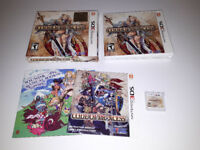 Code Of Princess For The Nintendo 3DS With Bonus Art Book & CD Ottawa Ottawa / Gatineau Area Preview