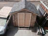 Gable Style Sheds 8 x 8