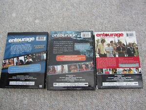 Seasons 1 & 2 of Entourage on DVD Kitchener / Waterloo Kitchener Area image 3