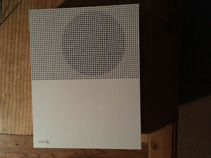 Xbox One S 1TB with accessories and extra games