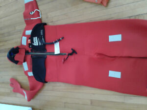 Cold Water Immersion Suit -