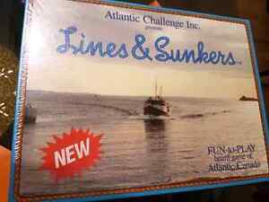 Lines & sunkers game. Never opened  St. John's Newfoundland image 1