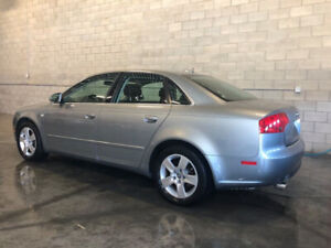 Audi A4 AWD Quattro Turbo 200 HP 2006