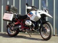 BMW R1200 GS TU RALLYE COMMUTER, TOURING, ADVENTURE MOTORCYCLE.