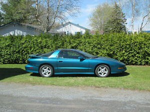 1995 Pontiac Firebird Trans Am Coupé (2 portes)