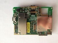 Sony Xperia M motherboard and logic voard