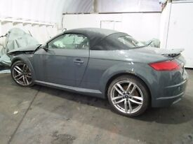 2015 Audi TT Breaking for spares 2.0 Tfsi CHHC Engine QMB Gearbox 2k miles only