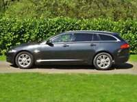2014 Jaguar XF 2.2 D LUXURY SPORTBRAKE Automatic Estate
