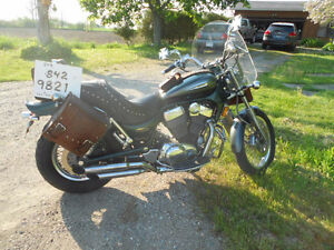 1400 cc Suzuki Intruder low mies London Ontario image 1