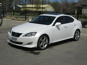 2008 Lexus IS250 6spd RWD. X-Package
