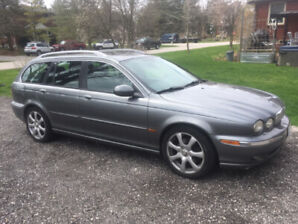 2006 Jaguar X-TYPE Luxury Edition Wagon