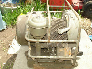 1940's OMC MILITARY 4 STROKE GENERATOR COMPLETE & TURNS OVER Peterborough Peterborough Area image 4