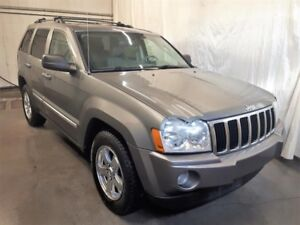 Jeep Grand Cherokee 4WD Limited 2007