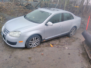 2006 vw 2.5 with 156 000
