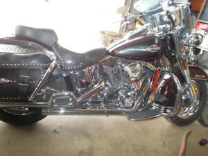 2006 Harley Davidson  Heritage Softail Classic