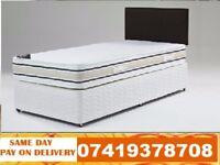 Brand New Single Small Divan Bed