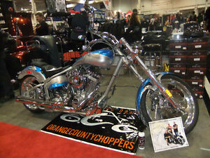 Pro Street Orange County Chopper