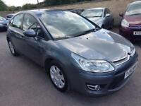 2010 Citroen C4 1.6HDi 16v ( 90bhp ) VTR+ Low Mileage Tax £30 per