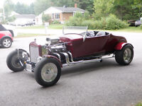 Ford - Hot Rod 1927