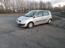RENAULT MEGANE SCENIC 1.5 DCI DRIVES FAULTLESS PX/SWAP WELCOME