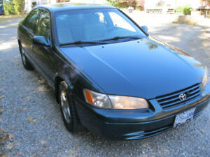 1997 Toyota Camry Good Condition LOW KLM  $2,990.