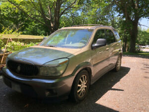2005 Buick Rendezvous AS IS