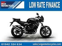 Hyosung GT125P BRAND NEW BIKE WITH 2 YEARS WARRANTY