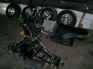 2004 Bombardier Traxter Parts