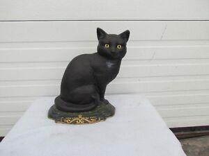 Cast Cat Doorstop Cornwall Ontario image 1