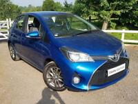 Toyota Yaris Vvt-I Icon Hatchback 1.3 Manual Petrol